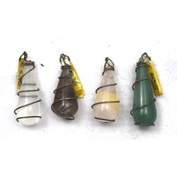 Drop pendants