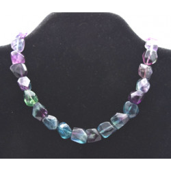 Fluorite necklace