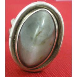 Musk quartz ring
