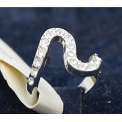 Zigzag steel ring