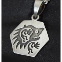 Cocopeli pendant