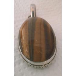Tiger eye pendant