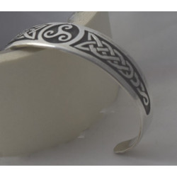 Triskel bracelet