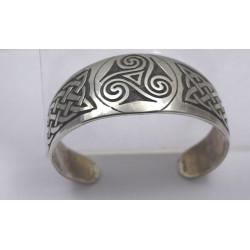 Triskell bracelet