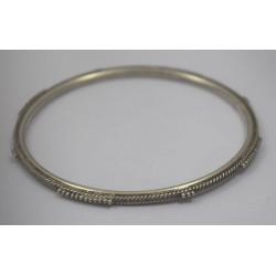 Microspheres bracelet