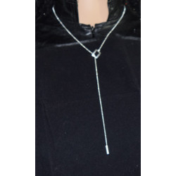 Small ball necklace