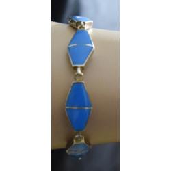 Braccialetto blu
