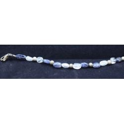 Fancy stone bracelet